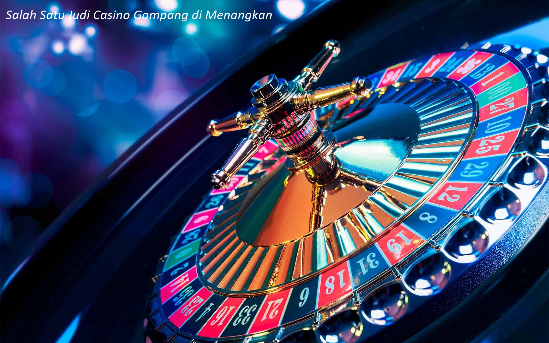 Salah Satu Judi Casino Gampang di Menangkan