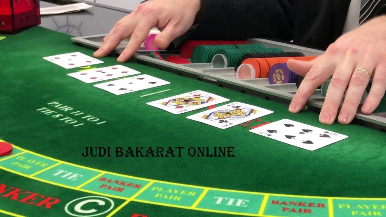 Judi Online Baccarat